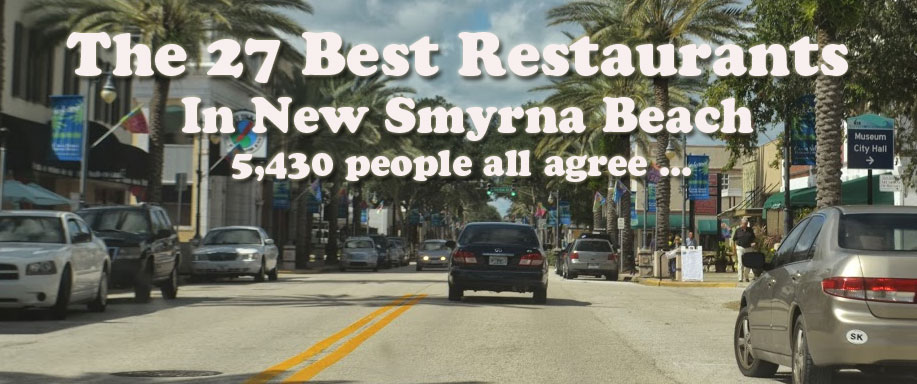 Best Seafood Restaurants Near New Smyrna Beach Fl